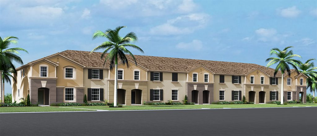 Windsor at Westside Townhomes, Kissimmee